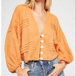 Free People On A Whim Top